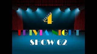 Thursday Night Trivia LIVE - Show #62