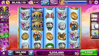"ZEUS II Video Slot Casino Game with a "" BIG WIN"" FREE SPIN AND SUPER RESPIN BONUS"