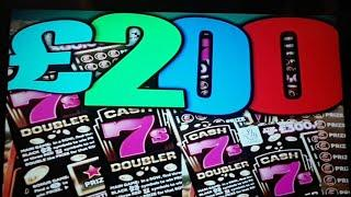 BIG GAME..and GROWING BIGGER AS VIEWERS ADD MORE SCRATCHCARDS TO THE PRIZE DRAW....IT GOING  MEGA...