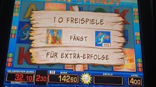 Highwin/Jackpot Fishing Frenzy 4 Euro Fach FreispieleMerkur Magie