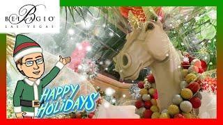 BELLAGIO OBSERVATORY CHRISTMAS 2020  HAPPY HOLIDAYS & MERRY CHRISTMAS