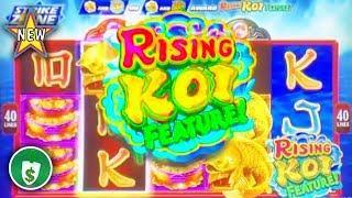 ️ New - Rising Koi slot machine, 2 sessions, bonus