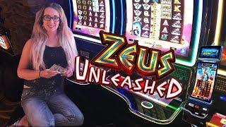 •BONUS ROUNDS UNLEASHED! •Zeus Slot Fun with Laycee Steele