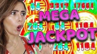 MASSIVE MEGA HANDPAY JACKPOT on High Limit PRANCING PIGS at Cosmo Las Vegas!