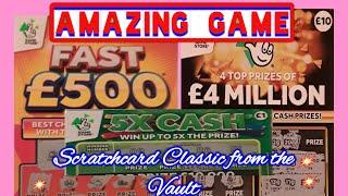 """FANTASTIC Scratchcard Game(This was our 500+Subscribers Special).""""Coming soon""""Our 11,000SPECIAL"""""""