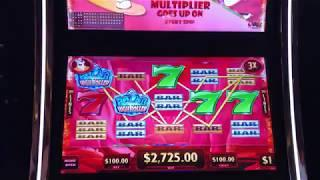 """VGT Slots """"Jackpots"""" Crazy Cherry Wild Frenzy, Lucky Ducky Electric Wilds - Polar High Roller"""