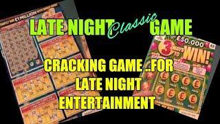 Smashing Scratchcard game BINGO Millionaie 3 Ways WinBee LuckyWinter Wonderlines