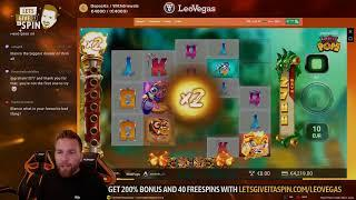 SLOTS AND TABLES - LAST DAY for !Cherry Pop + !Vulcan live + !Beat + !Crazy Time ️️(14/10/20)