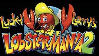 Epic Lobstermania Jackpot!$!$.HUGE!!! Awesome line hit at Aria! High limit jackpot!$!$!