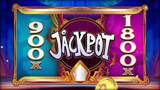 Kooza Slot Machine - Pick A Box   Jackpot Party Casino Slots