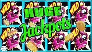 HUGE JACKPOTS! WILDS WILDS & MORE WILDS! HIGH LIMIT SLOT MACHINE