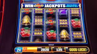 PT. 1 - LETTING FATE DECIDE. 2 FREE GAME BONUSES@ QUICK HITS RICHES, ULTIMATE FIRE LINK CHINA STREET
