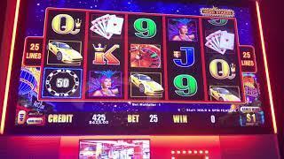 Lightning Cash High Stakes $25/Spin- High Limit - Jackpot Handpay