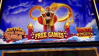 CHOI COIN DOA IS ONE OF MY FAVORITES  U1 GAMING HOMER KENO  MIDNIGHT STAMPEDE SLOT MACHINE WINS!