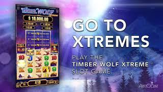 Timber Wolf Xtreme Slot Game