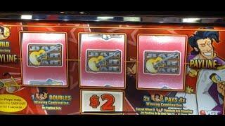 PLAYING RANDOM VGT SLOTS $5 - $15 MAX BET !!! LOOKING FOR A JACKPOT @ WINSTAR WORLD CASINO !!!
