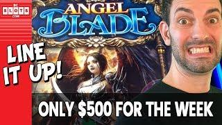 BIG Fun SMALL Budget  $500 @ Mohegan Sun CT  BCSlots (S. 11 • Ep. 1)