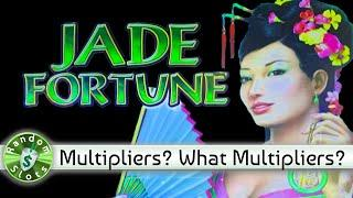 Jade Fortune slot machine, Bonus