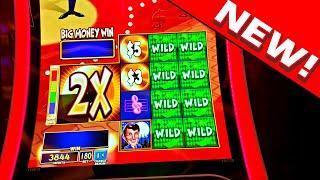 THE NEW MONEY BURST SLOTS!!! * DEAN MARTIN & BURIED TREASURE!! - Las Vegas Casino Slot Machine Bonus