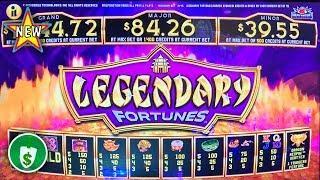 •️ New - Legendary Fortunes slot machine, 2 sessions, bonus