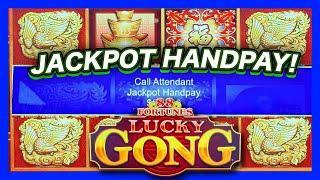 JACKPOT! 88 FORTUNES LUCKY GONG BIG WINS & JACKPOT HANDPAY ARIZONA CASINO STYLE
