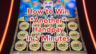 How to Win **Another** Handpay in 5 Minutes - Dragon Link Spring Festival