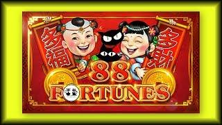 88 Fortunes • Tree of Wealth • Mighty Cash •