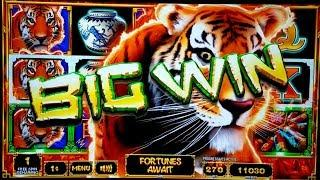 Major Progressive Won! Retrigger, Retrigger,  Retrigger!! Mi Lin Fortunes Max Bet Bonus!