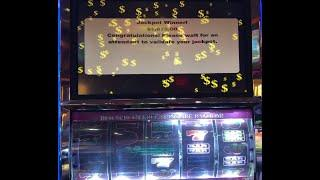 "VGT Slots  9 Line Jackpot   ""Crazy Cherry Jubilee"" JB Elah Slot Channel Choctaw How To YouTube USA"
