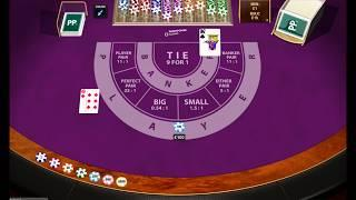 Online Baccarat from Playtech
