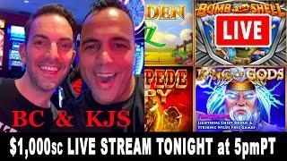 LIVE SLOTS  Brian & King Jason Slots  Online Slot Play on Social Casino ️ BCSlots