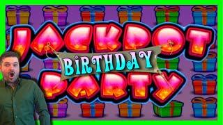 SDGuy's $1,000.00 Birthday Party!!! EPIC Long CASINO LIVE Stream!