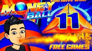 MONEY BALL INFERNO!  BIG BALLS PLEASE! ($2.50-$5.00 BETS) Slot Machine Bonus (EVERI)