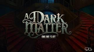 A Dark Matter Online Slot Promo