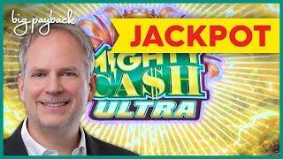 JACKPOT HANDPAY! Mighty Cash Ultra Slot - WHOA, THAT JUST HAPPENED?!