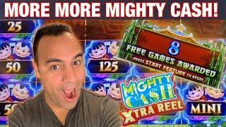 MIGHTY CASH XTRA REEL!! | Dragon Link & Reel Riches BONUS!!