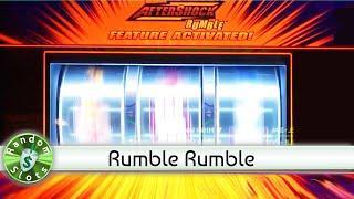Aftershock Rumble slot machine oldie