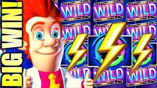 ELECTRIFYING WIN! ️ELECTROMAX PURE RECHARGE Slot Machine (IGT)