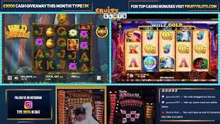 LIVE ONLINE SLOTS (confessions)  Type !latest | New Casino Free Giveaway type !lab