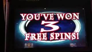 BIG WIN HIGH LIMIT $20 Bet IGT Diamond Queen Free SPin Bonus slot machine