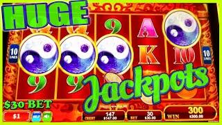 WIFE LANDS 4 COIN BONUS AND PAYS OFF! HUGE JACKPOT HAD A FEELING! HIGH LIMIT SLOT MACHINE