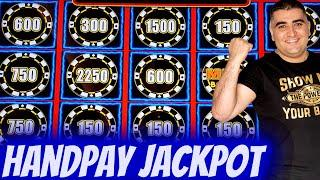 High Limit Lightning Link Slot HANDPAY JACKPOT - $37.50 A Spin | SE-12 / EP-9