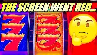 NEW! BURNING 7 & STARS SEVENS Slot Machine (Aristocrat)