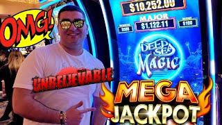 MEGA HANDPAY JACKPOT On Drop & Lock Slot | Winning Mega Bucks At Casino