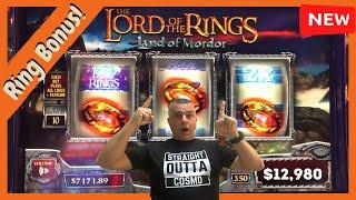 The Lord Of The Rings Slot Machine At Cosmopolitan