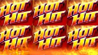 LOOKING FOR SOME HOT HITS!  HOT HIT PEPPER PAYS Slot Machine (IGT)