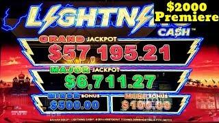 $2000 PREMIERE Stream| $10-$80 Bets | High Limit Lighting Link Slot & High Limit  COYOTE MOON Slot