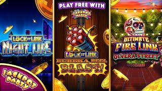 Play these slots for FREE today with Jackpot Party Casino Slots!