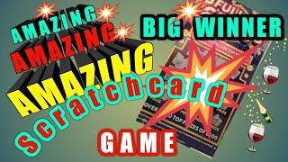 •AMAZING WINS•Amazing Game•UNBELIEVABLE result•(ONE HELL of a Scratchcard Game to WATCH)•