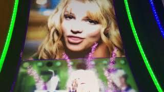 Britney Spears Slot Machine Bonus & 123 Features